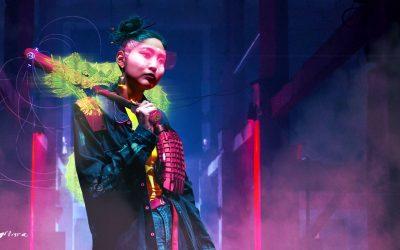 Concept-art | Cyber-marionnettiste